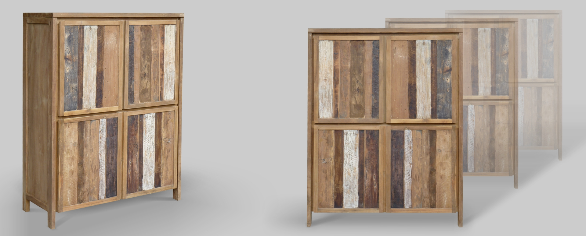 RUST TEAK COLLECTIONS